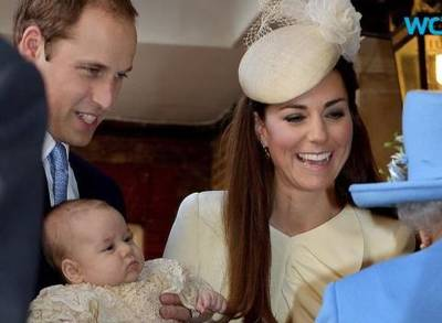 News video: Kate Middleton & Prince William to Name Royal Baby No. 2 After One of Her Blood Relatives?